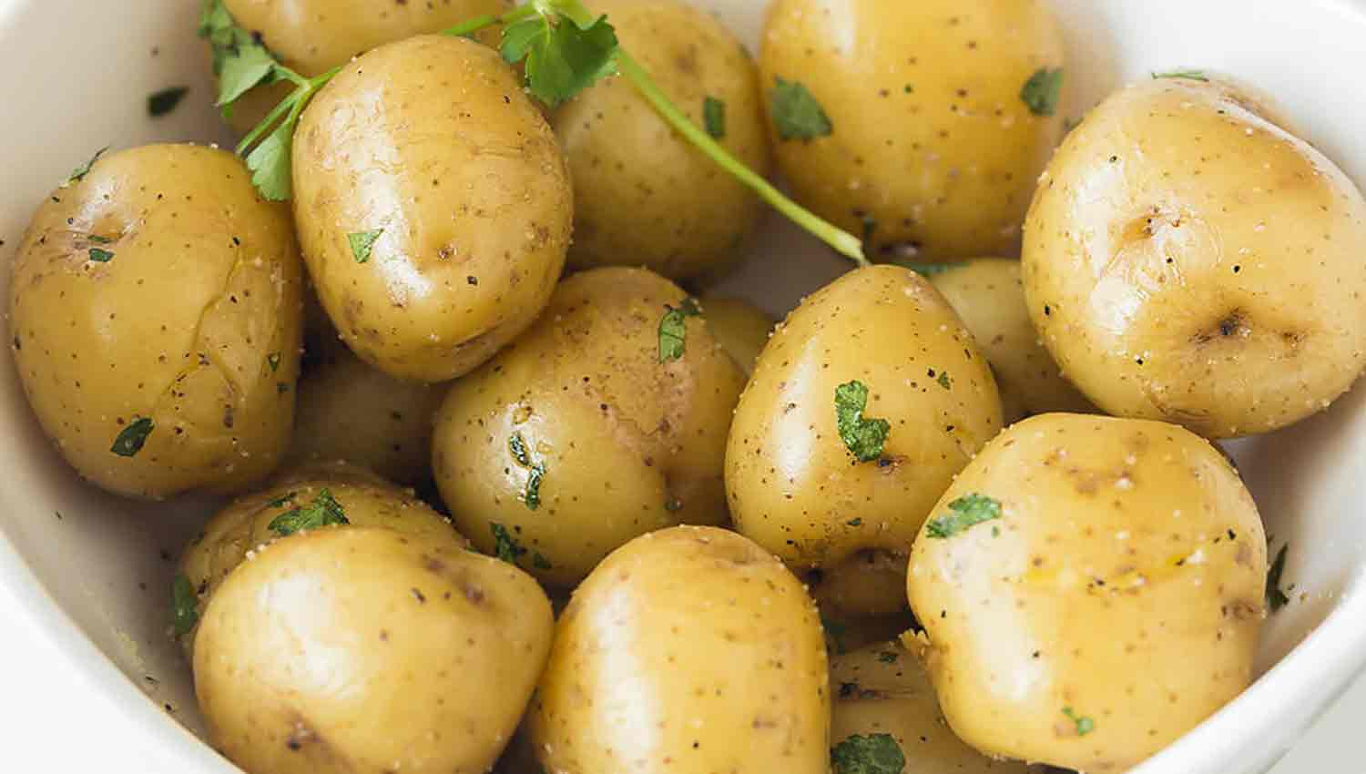 Boiled Potatoes With Parsley St Joseph Catholic Church